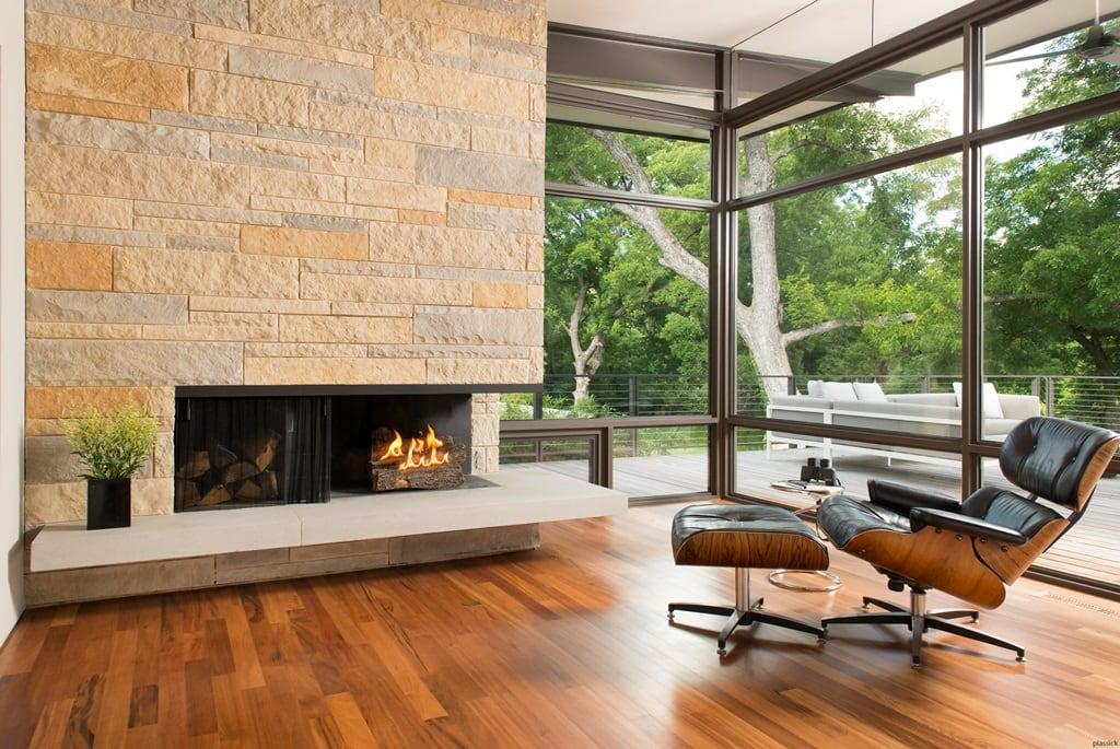 flooring walnut