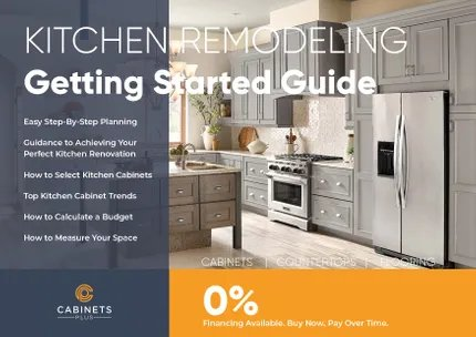 Kitchen Remodeling: Getting Started Guide front cover